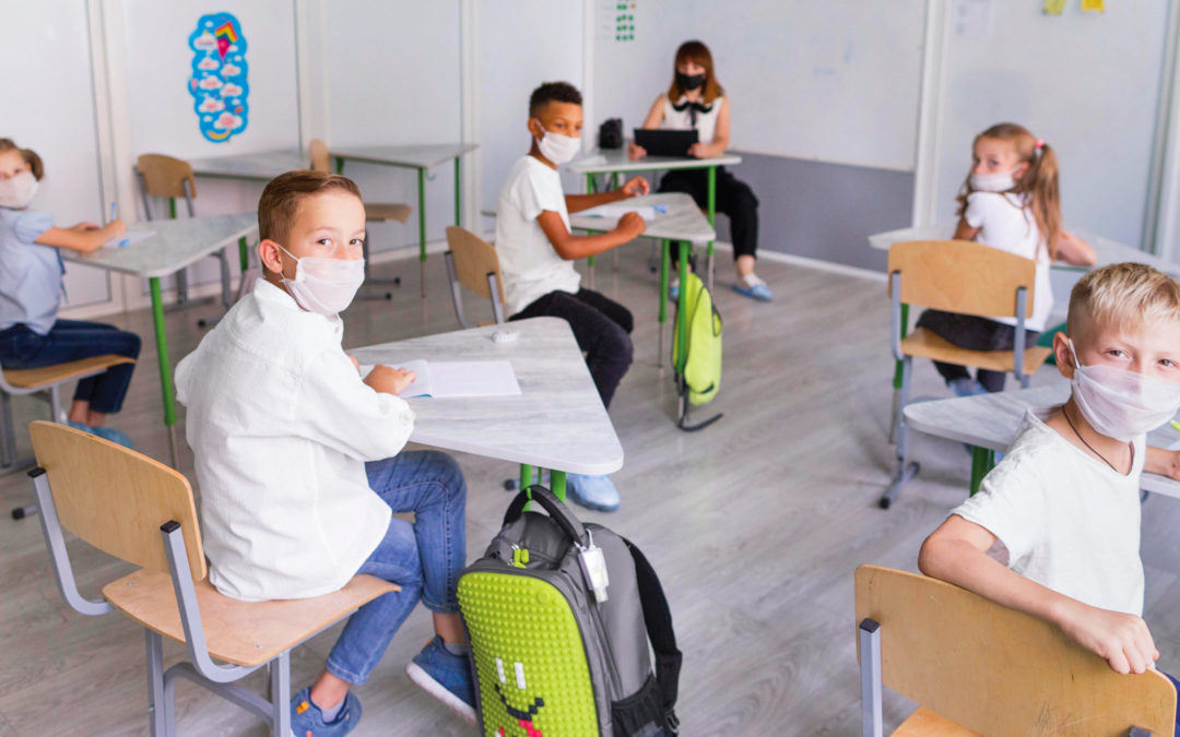 """Preparing Your Child (and You) For The """"New"""" New School Year"""